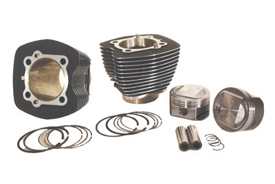 "95"" Big Bore Black Cylinder Kit"