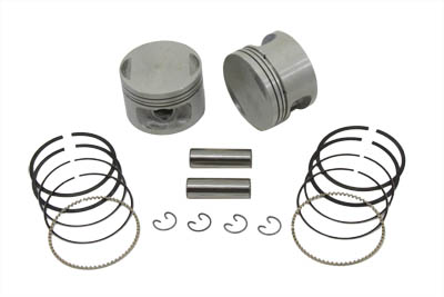 Replica 1100cc Piston Set .010 Oversize