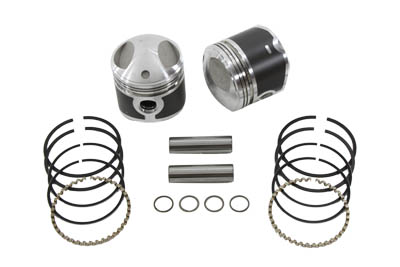 "74"" FL-FX Piston Set .010 Oversize"