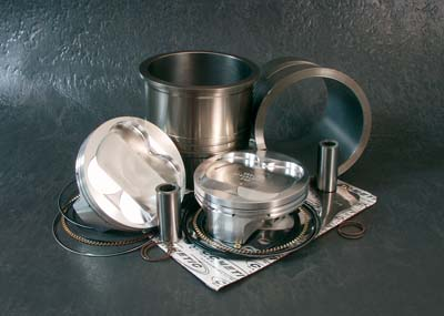 "80"" Big Bore Cylinder and Piston Kit"