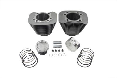 1200cc Cylinder and Piston Conversion Kit Silver