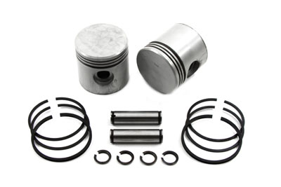 "3-5/16"" Piston Set Standard Size"