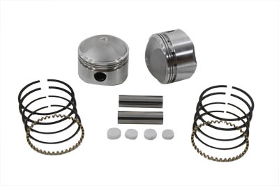 "74"" Overhead Valve Forged Piston Set .020 Oversize"