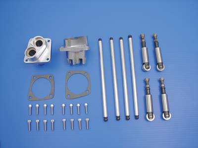 Solid Tappet Kit Zinc Finish