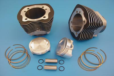"107"" Big Bore Twin Cam Cylinder Kit"