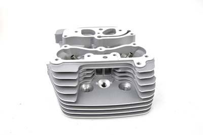OE Silver Finish Front Cylinder Head