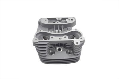 Silver Finish Front Cylinder Head