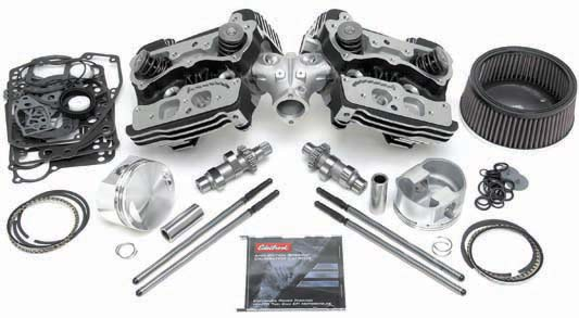 "95"" Twin Cam Performer Cylinder Head Kit"