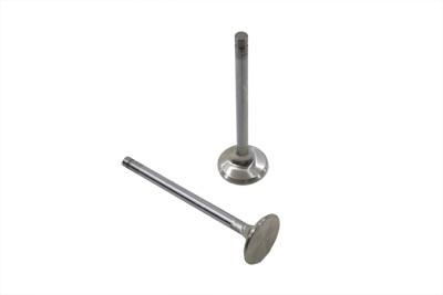 883cc Stainless Steel Exhaust Valves