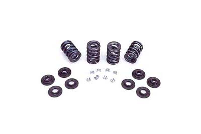 Steel Valve Spring and Retainer Set