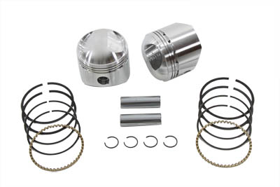 "74"" FL-FLH Piston Set .010 Oversize"