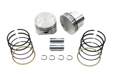 Forged .040 8.5:1 Compression Piston Kit