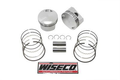 Forged .047 9:1 Compression Piston Kit