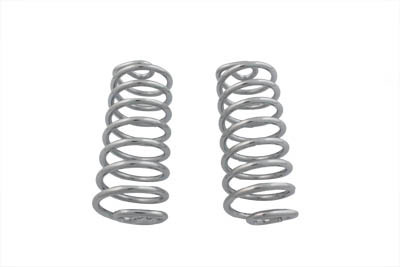 "Chrome 5"" Seat Spring Set"