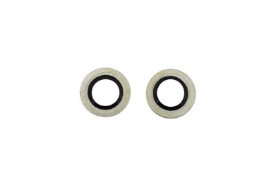 Banjo Bolt Washer with O-Ring 10mm