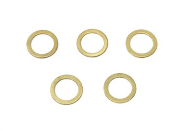 Brass Washer for Oil Screen Cap