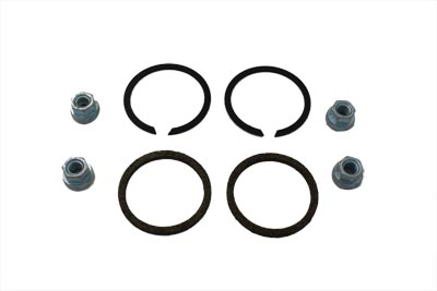 James Exhaust Port Gasket Kit