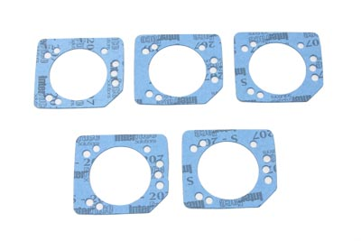 V-Twin Gasket to Induction Module to Back Plate