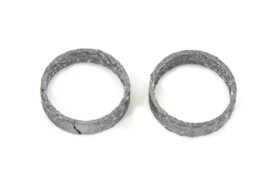 V-Twin Exhaust Crossover Tube Gasket