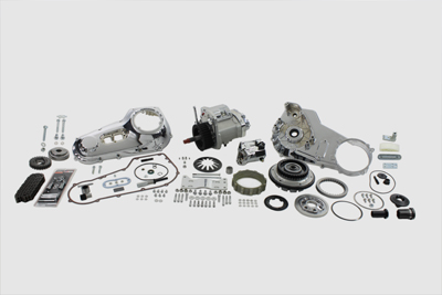 6-Speed Conversion Kit Left Side Drive Alloy