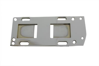 Transmission Mount Plate Chrome
