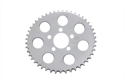 Zinc Rear 47 Tooth Sprocket
