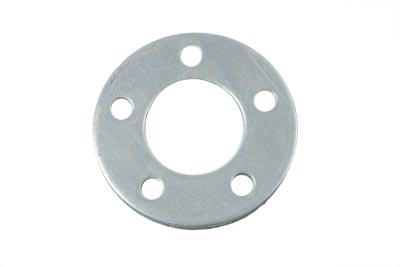 "Pulley Rotor Spacer Steel 1/4"" Thickness"