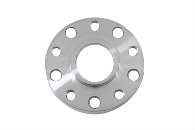 "Polished 1/2"" Pulley Spacer"