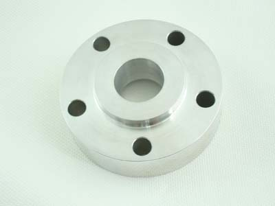 "Alloy 1"" Rear Pulley Rotor Spacer"