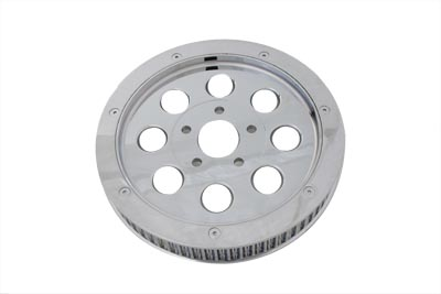 Rear Drive Pulley 65 Tooth Chrome
