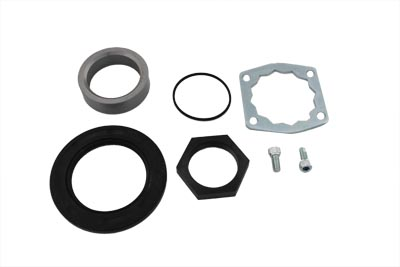 Front Pulley Lock Plate Kit