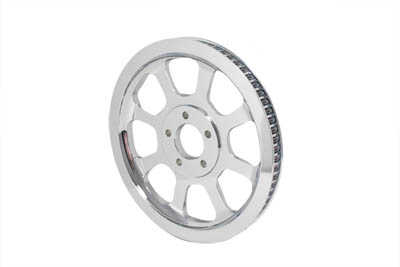 Rear Pulley 70 Tooth Chrome
