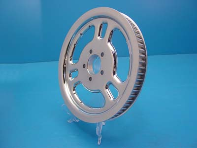 Rear Drive Pulley 70 Tooth Chrome