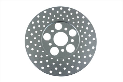 "10"" Drilled Front or Rear Brake Disc"