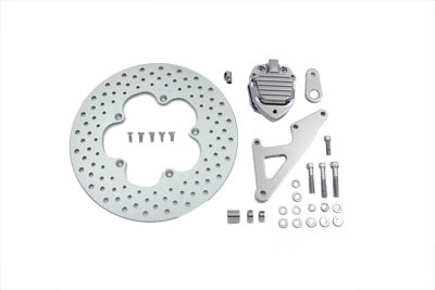 "Front Brake Caliper and 11-1/2"" Disc Kit"