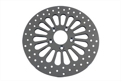 "11-1/2"" Rear Disc 18 Spoke Style"