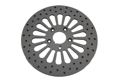 "11-1/2"" Front Disc 18 Spoke Style"