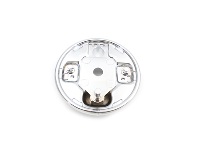 Rear Hydraulic Backing Plate Chrome