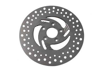 "11-1/2"" Rear Right Brake Disc Razor Style"