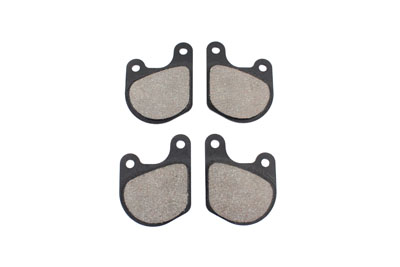 Dura Ceramic Front Brake Pad Set Dual Disc