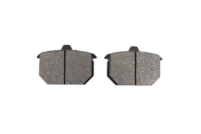 SBS Ceramic Rear Brake Pad Set