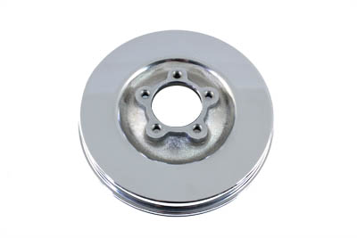 Front Brake Drum Chrome