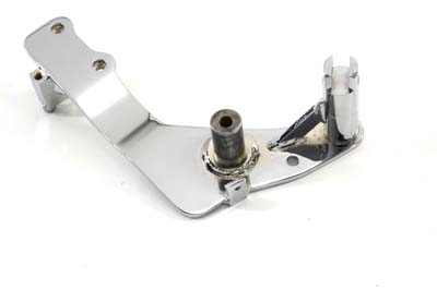 Brake Pedal Mount Plate Chrome