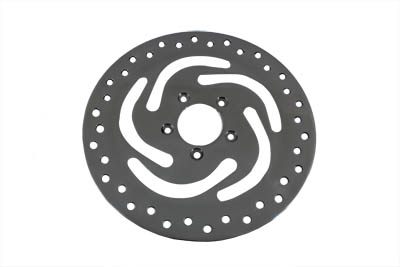 "11-1/2"" Dura Front Disc Slot Style"
