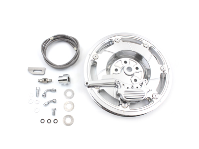 GMA Rear Brake Caliper Inside Outside Pulley Kit