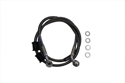 Stainless Steel Front Brake Hose 41""