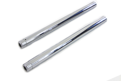 Chrome Fork Tube Set Stock Length