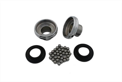Chrome Ball Bearing Neck Cup Kit