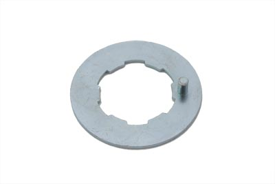 Fork Steering Damper Plate with Pin