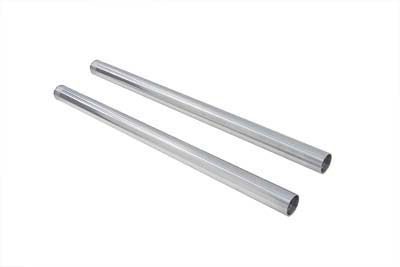 "Hard Chrome 39mm Fork Tube Set 29"" Total Length"